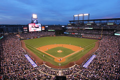 Coors Field - Denver, CO (russ david) Tags: coors field washington nationals colorado rockies denver co baseball park stadium mlb september 2018