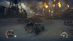 Mad Max_20181022232459 (Livid Lazan) Tags: mad max videogame playstation 4 ps4 pro warner brothers war boys dystopia australia desert wasteland sand dune rock valley hills violence motor car automobile death race brawl gaming wallpaper drive sky cloud action adventure divine outback gasoline guzzoline dystopian chum bucket black finger v8 v6 machine religion survivor sun storm dust bowl buggy suv offroad combat future