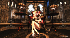 No Salvation (LionHeart1833) Tags: second life secondlife avatar dark gothic