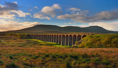 Autumn at Ribblehead (images@twiston) Tags: autumn golden hour dawn godsowncountry ribblehead viaduct ribbleheadviaduct ingleborough simonfell parkfell addiction settle carlisle settlecarlisle yorkshire northyorkshire midland railway main line battymoss battywifehole sebastopol belgravia jericho scheduledancientmonument arch arches ribblesdale dales 3peaks yorkshire3peaks imagestwiston national park yorkshiredalesnationalpark landscape nisi gnd grad polarizer cpl godsowncounty