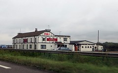 Lincolnshire (jmc4 - Church Explorer) Tags: pub inn fox lincolnshire