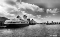 Oostelijk Havengebied, 17-6-2017 (kees.stoof) Tags: oostelijkhavengebied amsterdam havens oost ijhaven prinsendam cruiseship oostelijkehandelskade