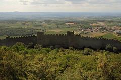les remparts (Steph Blin) Tags: 34 france hérault occitanie languedocroussillon remparts ruine vestiges panorama horizon paysage landscape été summer