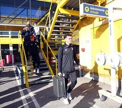 Beşiktaş İsveç'te (haberihbarhatti) Tags: avrupa beşiktaş havalimanı isveç maç şenolgüneş transfer uefa