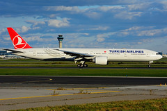 TC-LJH (Turkish Airlines) (Steelhead 2010) Tags: tcljh tcreg boeing b777 b777300er yyz|