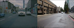 Hampstead Road`60s-2018 (roll the dice) Tags: london camden nw1 warrenstreet traffic ambulance crossing speed blur emergency nhs old local history sad mad surreal injury bygone retro vanished demolished urban england uk classic art streetfurniture architecture oldandnew pastandpresent hereandnow changes collection canon tourism tourists nostalgia comparison ondoncountycouncil austinldd lights wandsworths patients rush hurry danger magic gas petrol culture council trees tower site beer ale pub publichouse boozer shops