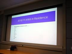 Artist In Residence Talks - 2018 - 1 (the justified sinner) Tags: justifiedsinner artistinresidence westmidlands panasonic 17 20mm gx7 schoolofjewellery bcu jewellery jewelry birmingham cityuniversity