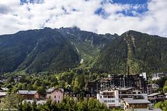 Brevent over Chamonix (isaac.borrego) Tags: france chamonix alps frenchalps europe