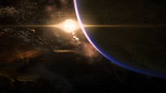 Stars and planets (TheSamon) Tags: mass effect space screenshot game