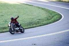 A guy and his bike (em-si) Tags: villach kärnten carinthia austria österreich bike motorrad maschine motorbike shooting herbst autumn speed faakersee nikond800 nikon247028