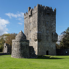 Aughnanure Castle (string_bass_dave) Tags: stone castle architecture countygalway ireland flickr towerhouse oughterard ie