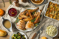 Roasted Cut Up Turkey Platter For Thanksgiving (brent.hofacker) Tags: american autumn baked beans breast celebrate celebration cooked cranberry decoration delicious dinner fall feast food garnished gourmet grapes gravy harvest holiday homemade meal meat november organic parsley pie potatoes poultry pumpkin roast roasted rosemary sage season seasonal stuffing thanksgiving thanksgivingdinner thanksgivingmeal thanksgivingturkey traditional turkey vegetable