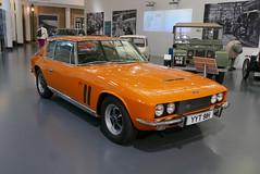 Jensen FF (TinHunter) Tags: oldtimer supercar carspotting historicracing classiccar dreamcar jensen ff interceptor tinhunterarchive