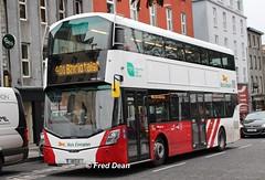 Bus Eireann VWD401 (182G12). (Fred Dean Jnr) Tags: galway september2018 buseireann volvo b5tl wright eclipse gemini3 vwd401 eyresquaregalway buseireannroute409 182g12