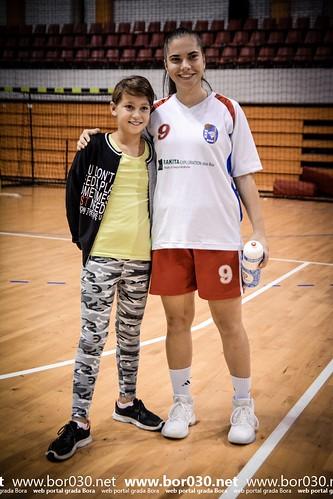"ŽKK Bor - ŽKK ""RMU Banovići"""