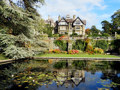 BODNANT REFLECTIONS (tommypatto : ~ IMAGINE.) Tags: northwales bodnantgardens