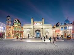 Bollywood Theme Park in Dubai (veenatourpackages) Tags: bollywood theme park dubai