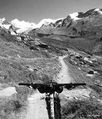 Autumn Riding in Zermatt Switzerland  (44) (Carl and Sian) Tags: sian carlandsian cycling singletrack sianandcarl skiing mountainbiking mountainbike mountainbikes orangemountainbikes