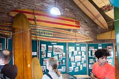 santa cruz (dolanh) Tags: california surfboards santacruz surfmuseum lighthouse