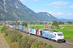 DSC_1376_185.661 (rieglerandreas4) Tags: 185661 lokomotion güterzug tirol tyrol austria österreich