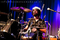 Henrik Freischlader en Wille & The Bandits