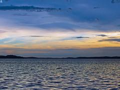 Pôr do Sol - Lagoa - Rio de Janeiro. (Michell Fotografia) Tags: céu nascerdosol lagoa entardecer riodejaneiro natureza brasil brazil amanhecer alvorada sunset ocaso contraluz backlight pôrdosol