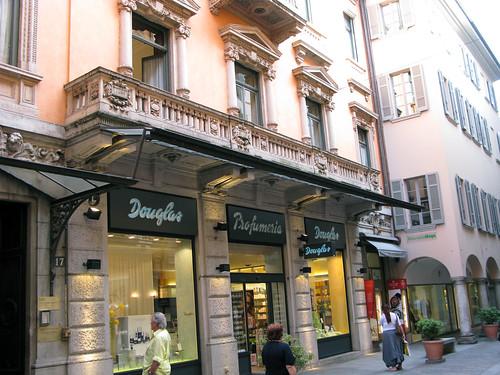 Lugano, Via Nassa