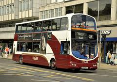SN56AGU Lothian 812 (martin 65) Tags: lothian edinburgh scottish scotland road transport wrightbus plaxton president volvo vehicle bus buses