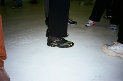 supreme (Cameron Oates [IG: ccameronoates]) Tags: 35mm film nike supreme sneakers hypebeast