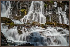 Immersion en eau vive !! (watbled05) Tags: cascade extérieur eau hautesalpes montagne névache rochers torrent valléedelaclarée