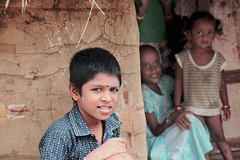 Rural Indian Village House (Nithi clicks) Tags: adox village india