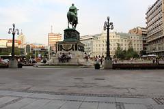 Beograd - Spomenik knezu Mihailu