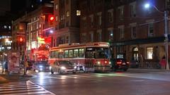 051 -1crpvibfwlcon1stpfdnr (citatus) Tags: ttc streetcar 4068 eastbound college street yonge route 506 main subway station toronto canada fall evening 2018 pentax k3 ii