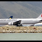 B767-346/ER | Japan Airlines | JA612J | HKG thumbnail