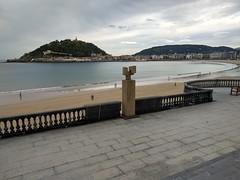 2018-10-11 11.27.14 (albyantoniazzi) Tags: sansebastián paisvasco basquecountry spain europe travel donostia chillida art sculpture