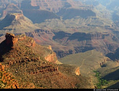 20160825_03 View from Bright Angel Trail in Grand Canyon, Arizona (ratexla) Tags: ratexlasgreentortoisetrip2016 ratexlascanyonsofthewesttrip2016 greentortoise canyonsofthewest 25aug2016 2016 canonpowershotsx50hs brightangeltrail grandcanyon arizona usa theus unitedstates theunitedstates america northamerica nordamerika earth tellus photophotospicturepicturesimageimagesfotofotonbildbilder wanderlust travel travelling traveling journey vacation holiday semester resaresor roadtrip ontheroad sommar summer beautiful nature landscape scenery scenic desert sandstone hiking hike mountain mountains berg