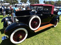 1926&7 Rolls-Royce Park Ward 20hp coupe convertible (D70) Tags: 19267 rollsroyce park ward 20hp coupe convertible cuvierpark lajolla concoursdelegance 2018 village sandiego california usa