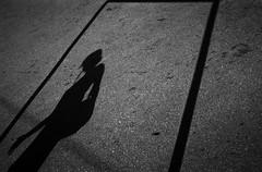 Platform (RoryO'Bryen) Tags: cambridge cambridgeuk platform shadow shadows summer estate verano sombra leicam3 film analoguephotography roryobryen copyrightroryobryen iso125 rangefinder abstraction 50mm
