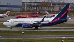 P4-LIG Orion-X Boeing 737-7JF(BBJ) (natan_ivanov83) Tags: vko vnukovo uuww spotting boeing boeing737 p4lig
