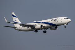 El Al Israel Airlines Boeing 737-958 4X-EHF (dustin.hackert) Tags: 4xehf ams aircraft airport amsterdam amsterdamschiphol aviation b737 b737958 boeing boeing737 boeing737958 eham elalisraelairlines flughafen flughafenamsterdamschiphol planespotting schiphol