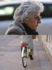 [La Mia Città][Pedala] (Urca) Tags: milano italia 2018 bicicletta pedalare ciclista ritrattostradale portrait dittico bike bicycle nikondigitale scéta 115911