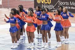 VSU Woo Woos (Airborne Guy) Tags: cheerleaders virginiastateuniversity trojans woowoos ciaa hbcu homecoming cheer football game airborne guy