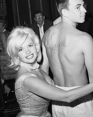 Jayne Mansfield (poedie1984) Tags: jayne mansfield vera palmer blonde old hollywood bombshell vintage babe pin up actress beautiful model beauty hot girl woman classic sex symbol movie movies star glamour girls icon sexy cute body bomb 50s 60s famous film kino celebrities pink rose filmstar filmster diva superstar amazing wonderful photo picture american love goddess mannequin black white mooi tribute blond sweater cine cinema screen gorgeous legendary iconic signature handtekening chain ketting boobs