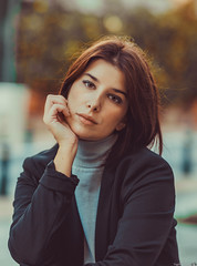Afrodite (Vagelis Pikoulas) Tags: portrait canon woman girl girls women 6d sigma art 85mm f14 athens greece photography photoshoot beautiful beauty october autumn 2018