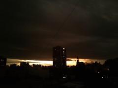 Tremenda tormenta en Buenos Aires (K.B.L. Luccia) Tags: nubes tormenta storm clouds nwn