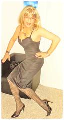 promised pic without (Katvarina) Tags: crossdress crossdresser crossdressing transgender tgirl transgirl mixedgender fluidgender kat