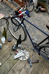 FFD 2018 (Shu-Sin) Tags: ffd ffd18 2018 french fender day jpw peter weigle garde boue jour randonneur randonneuse bicycle velo bike bikes ct lyme show bicycles vintage touring steel