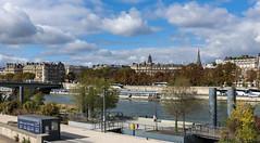 Paris / Париж (dmilokt) Tags: город city town река river пейзаж landscape dmilokt nikon d750 paris париж