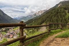 Sopra Campitello (cesco.pb) Tags: valdifassa dolomiten dolomiti dolomites alps alpi trentino italia italy canon canoneos60d tamronsp1750mmf28xrdiiivcld montagna mountains campitellodifassa