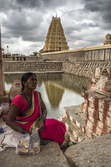 Templo de Virupaksha. (fdecastrob) Tags: virupaksha india temple d750 hampi